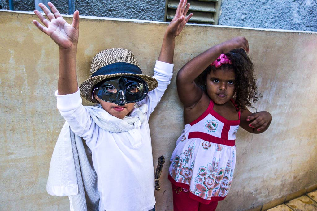 Children photography in Havana Cuba