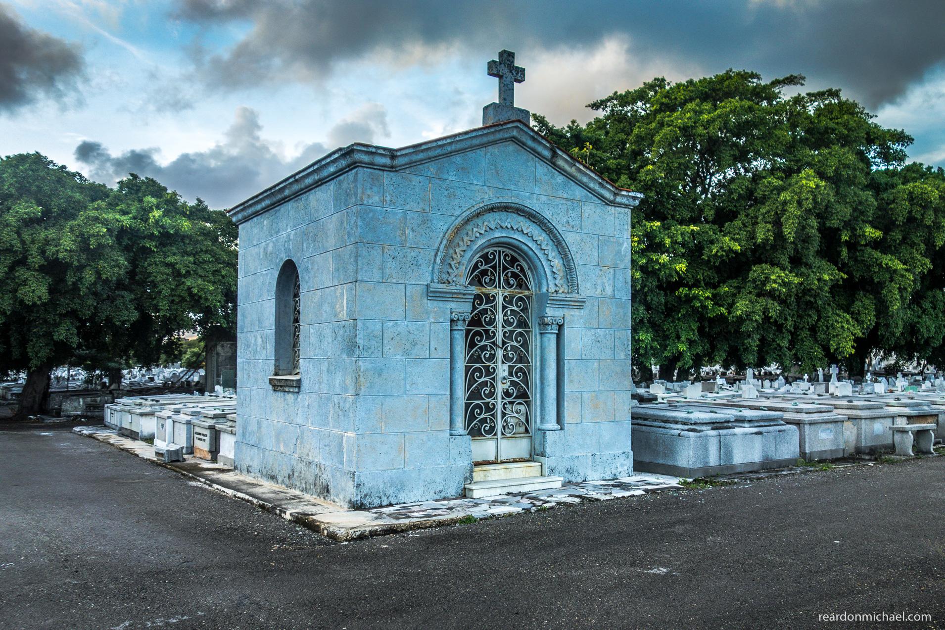 Cementario Colon