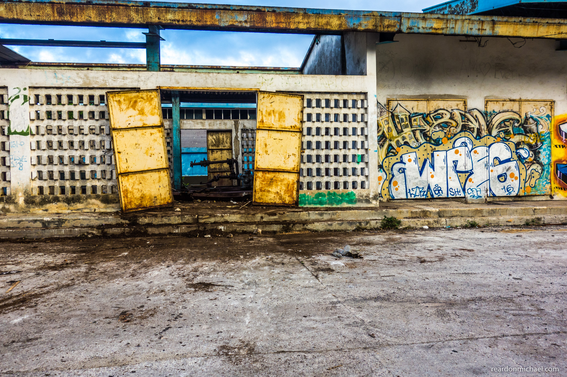 graffiti Havana Cuba