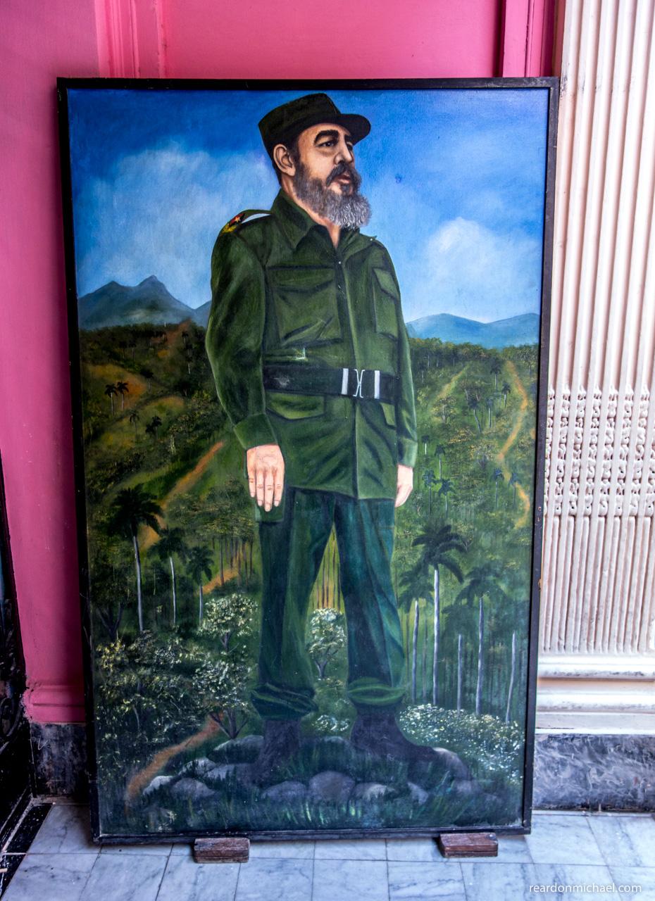Cuba propaganda posters